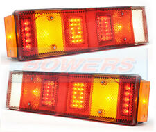 LED / BULB UNIVERSAL REAR COMBINATION TAIL LIGHTS LAMPS DAF ERF IVECO MAN SCANIA