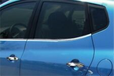 KIA VENGA 2010 ONWARDS Chrome Windows Frame Trim 4door 4pcs S.STEEL