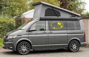 (No.113) Camper Van Graphics Motorhome Decals Caravan RV Stickers Universal Kits
