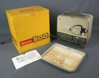 Vintage Kodak Brownie 500 8mm Model C F/1.6 Automatic Movie Projector 1950s