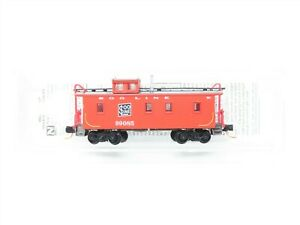 N Scale Micro-Trains MTL 05100070 SOO Line 34' Wood Sheathed Caboose #99085