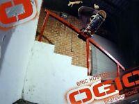 OGIO 2005 Eric Koston skateboard promotional poster Flawless New Old Stock