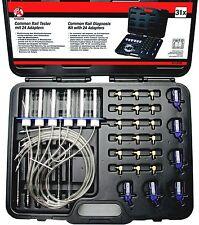 Common Rail Tester 24 Adapter Prüfgerät Injektoren Einspritzdüsen BGS/Kraftmann
