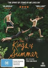 The Kings Of Summer (DVD, 2015)