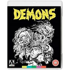 Demons Blu-ray