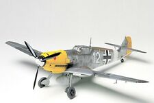 Tamiya 1/48 Messerschmitt Bf109E-4/7 Tropical TAM61063