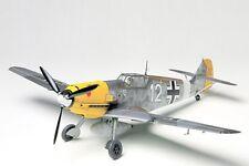Tamiya 1/48 Messerschmitt Bf109E-4/7 Tropical TAM61063