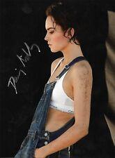 Daisy Ridley signed Autographed autogramm autograph
