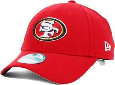 Cappelli da uomo rossi New Era in poliestere