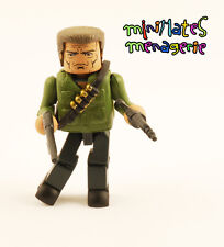 The Expendables 2 Minimates TRU Toys R Us Trench (Arnold Schwarzenegger)
