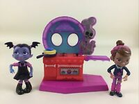 Vampirina Fangtastic Kitchen Playset Disney Jr Spooky Magic Pancakes Just Play