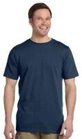 Econscious Men's 100% Cotton Short Sleeve Crewneck Basic Tee Top Shirt. EC1075