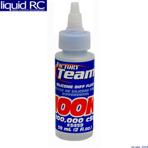Associated 5459 FT Silicone Diff Fluid 100 000 cSt