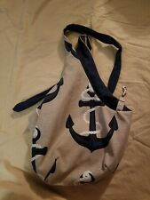 New ListingAnchor Hobo Bag Purse/Tote