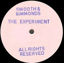 SMOOTH & SIMMONDS - Our Theme - The Experiment - 1990 Not On Label Uk - LAW-101