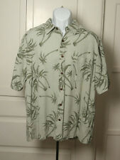 Hawaiian Shirt - Banana Trees -  XL - 100%Cotton - Havana Jacks Cafe