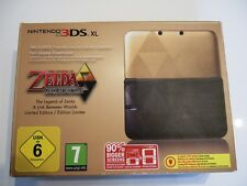 Nintendo 3DS XL Zelda a link between world etat neuf