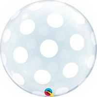 Mejor Calidad & Altamente Duradero Grande de Lunares Estampado Burbuja Globos