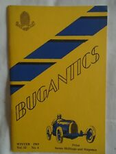 Bugantics Winter 1969 Vol 32 No 4