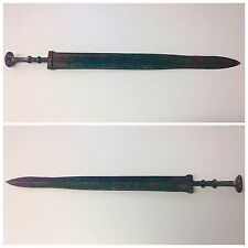 Calidad Superior Grande Antigua Espada De Bronce-alrededor de 200B.C.