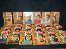 "STAR TREK ""The Original Series"" 1-24 DVDs Set of 48 Episodes NR"