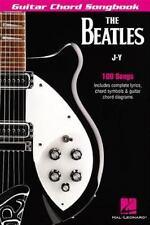 The Beatles J-Y Guitar Chord Songbook Lyrics & Chord Diagrams 100 Songs Book NEW
