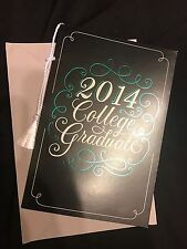 2014•Graduation•HIGH SCHOOL COLLEGE UNIVERSITY•Hallmark GRADUATION Card