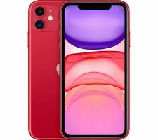 Nuevo Apple iPhone 11 128GB Rojo MWM32B/A LTE 4G Sim Libre Desbloqueado UK