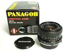 Panagor Objective 28 / 2 8 MC for Minolta MD