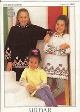 Knitting Pattern - TUNIC by Sirdar