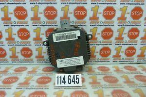 03 04 05 06 INFINITI G35 XENON HID BALLAST COMPUTER MODULE 2847489907 OEM
