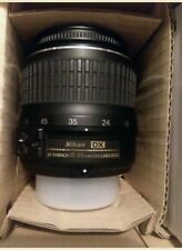 Nikon AF-S DX Nikkor Lens ED 18-55mm 1:3.5-5.6G(2) w/ Box. READ