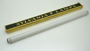 "Sylvania L60/W Lumiline 60-Watt Lamp Light Bulb 60W Inside White 18"" 120V"
