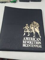 Fleetwood American Revolution Bicentennial FDC Cachet First Day Cover Album 1976