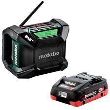 Metabo Akku Baustellenradio R 12-18 DAB BTohne Akku