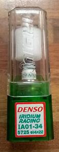 DENSO Iridium Racing Spark Plug [IA01-34] 5725 - Single Plug