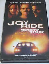 Joyride - Spritztour - VHS/Thriller/Paul Walker/Steve Zahn/Leelee Sobieski/FOX