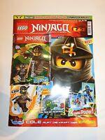 LEGO® NINJAGO COMIC NEU + Limited Edition COLE + Waffen POLYBAG OVP 2015 RAR