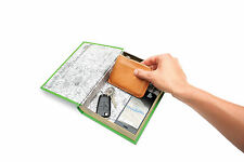 NOVITA 'REGALO-LUCKY STRIKE in auto Nito-store i tuoi oggetti di valore sicuro! AUTO Sicuro/LIBRO