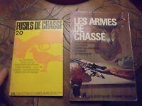 FUSIL DE CHASSE Fabrication Choix Tir Reglage / LES ARMES DE CHASSE Y Jarette