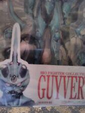 Guyver Max Factory Series 5 Figure Before Figma Line.