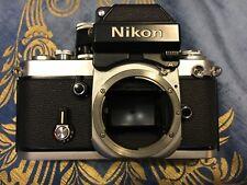 Nikon F2A Photomic corpo macchina fotografica + obiettivi Nikkor entra e leggi