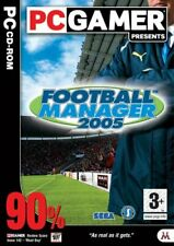 Football Manager 2005 PC CD-ROM NEW & SEALED - 5050740020658