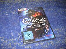 PC gioco Castlevania: Lords of Shadow Ultimate Edition DVD spedizione merce nuova