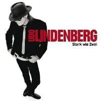"""UDO LINDENBERG """"STARK WIE ZWEI"""" 2 LP VINYL NEU"""