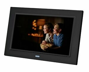 Bush Digital Photo Frame 9 Inch - Black