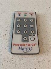 Original Margi Presenter-to-Go Remote Control-FREE SHIPPING