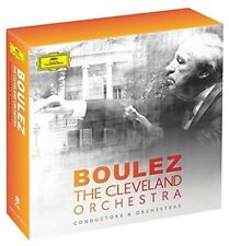 Alison Hagley - Pierre Boulez & the Cleveland Orchestra [New CD]