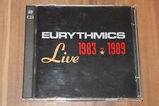 Eurythmics-Live 1983 - 1989 (1993) (2xcd) (RCA – 74321 17704 2)