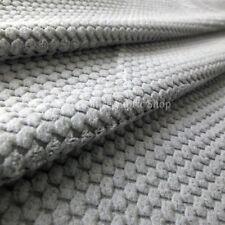 Tessuti e stoffe grigio in poliestere per hobby creativi